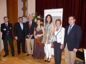 ALMA RAMIREZ OCAÑA, VIOLINISTA DE 22 AÑOS, GALARDONADA CON EL V PREMIO FUNDACIÓN MUSICAL DE MÁLAGA 2011