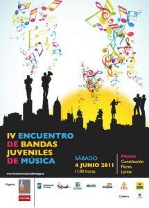 IV ENCUENTRO DE BANDAS ORGANIZADO POR LA FUNDACIÓN MUSICAL DE MÁLAGA