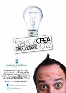 ABIERTO EL PLAZO DE INSCRIPCIÓN PARA LAS MUESTRAS CULTURALES MALAGACREA 2012.