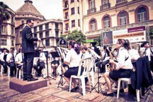 V ENCUENTRO DE BANDAS ORGANIZADO POR LA FUNDACIÓN MUSICAL DE MÁLAGA