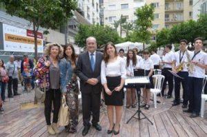VI ENCUENTRO DE BANDAS ORGANIZADO POR LA FUNDACIÓN MUSICAL DE MÁLAGA