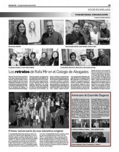 CONCIERTO DE LA ORQUESTA ENSEMBLE ELEGANCE Y LA SAXOFONISTA ELISA URRESTARAZU