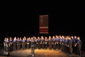 UN MOMENTO DE LA IV GALA FUNDACIÓN MUSICAL DE MÁLAGA 2