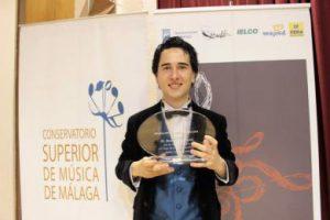 BOHDAN SYROYID - IX PREMIO FUNDACIÓN MUSICAL DE MÁLAGA 2015