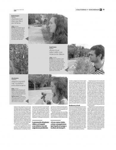 MADERA DE MÚSICOS